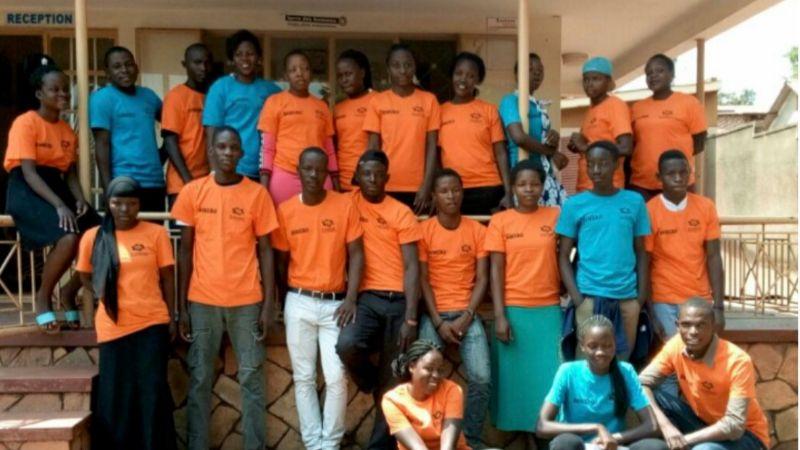 Auszubildende für Village Health Teams