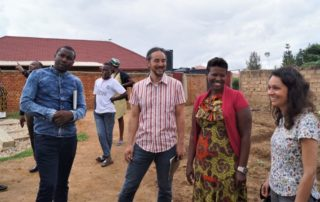 Ruanda Field Visit Faith Victory Association
