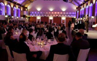 Festsaal der Stay Gala