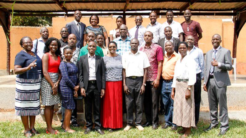 Team LATEK Stay Alliance Uganda