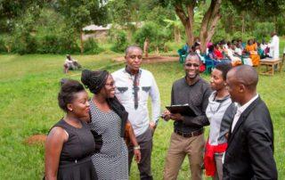 Sozialunternehmer aus Afrika