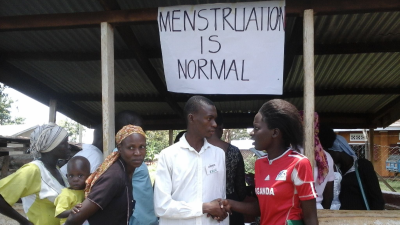 Menstruation is normal